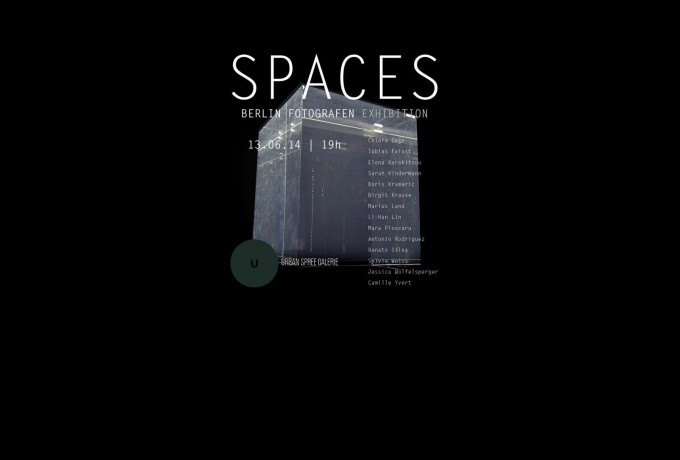 Urban Spree Galerie & Berlin Fotografen | SPACES