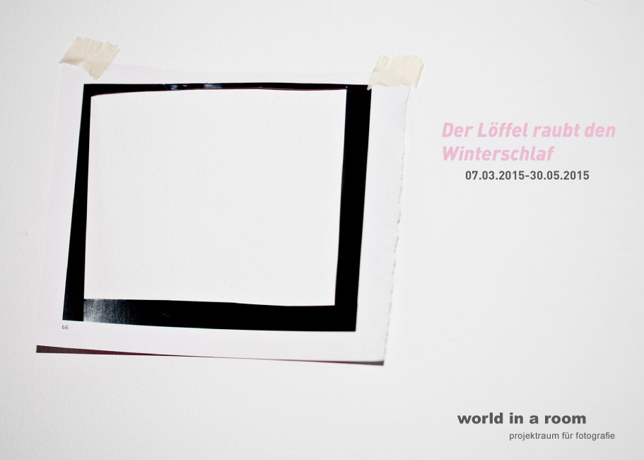 World In A Room | Der Loeffel Raubt Den Winterschlaf, Annina Lingens