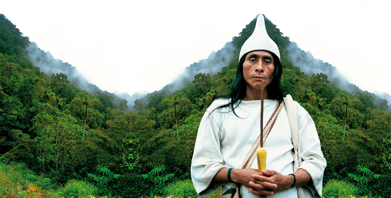 Photo Edition Berlin © Antonio Briceno, Gods Of America, Kalakshé. Owner Of Forest, Kogui Culture, Colombia. 2004