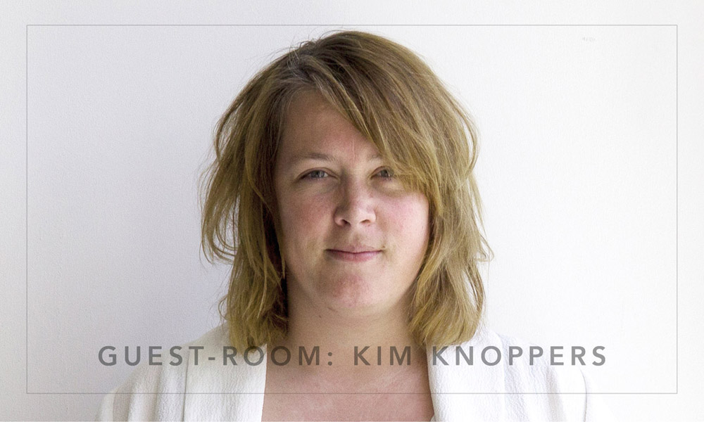 © Der Greif | »Guest-Room: Kim Knoppers«