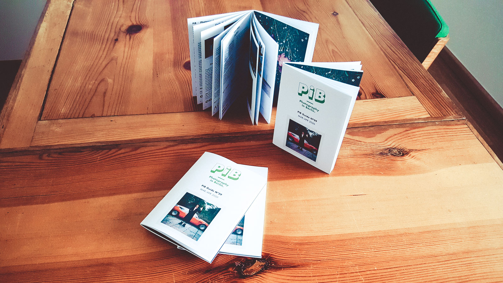 SPECIAL OFFER: PiB Guide Annual/Gift Subscription