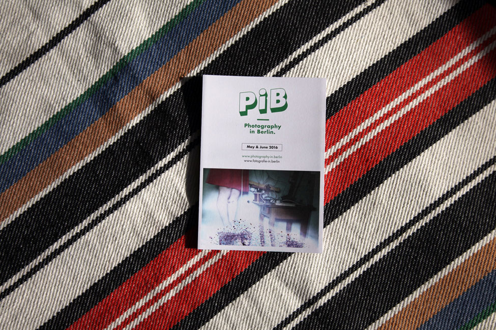 The PiB Guide #7 | May/June 2016 © PiB