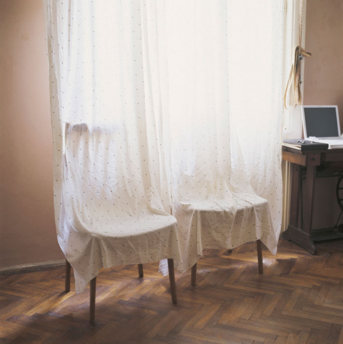 © Peter Puklus, Two Chairs, 2006, Budapest