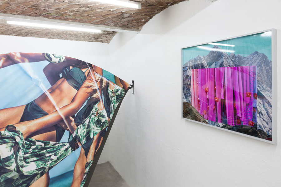 Heit | Carolin Seeliger »Soul Camp«, Installation View