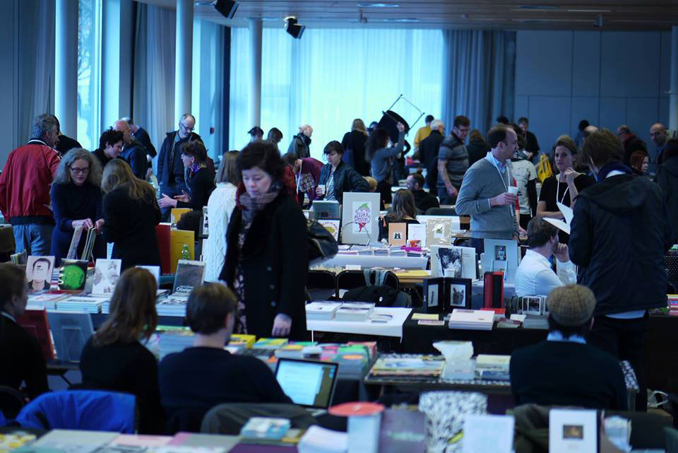 Friends With Books Art Book Fair 2014 © Kathrine Lund