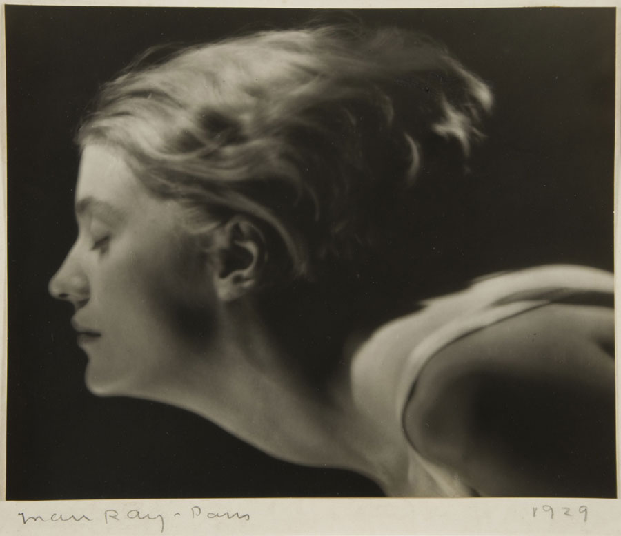 Man Ray, Portrait Of Lee Miller, Paris, France, 1929 © The Artists Estate. Supplied Courtesy Of The Roland Penrose Collection England 2016. All Rights Reserved. Www.rolandpenrose.co.uk