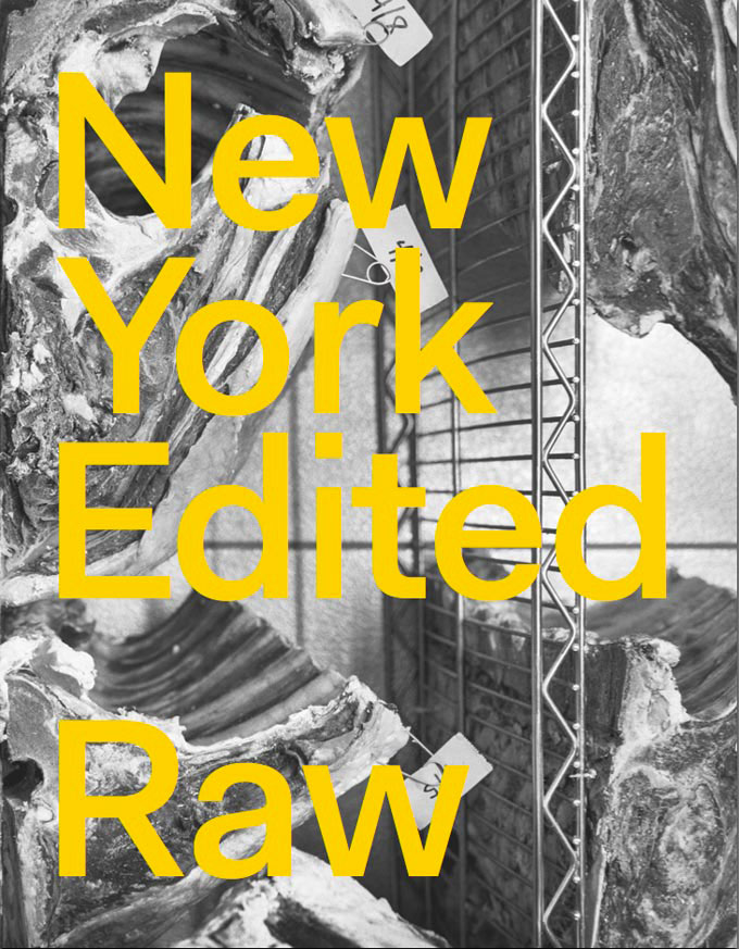 New York Edited. Raw, Cover