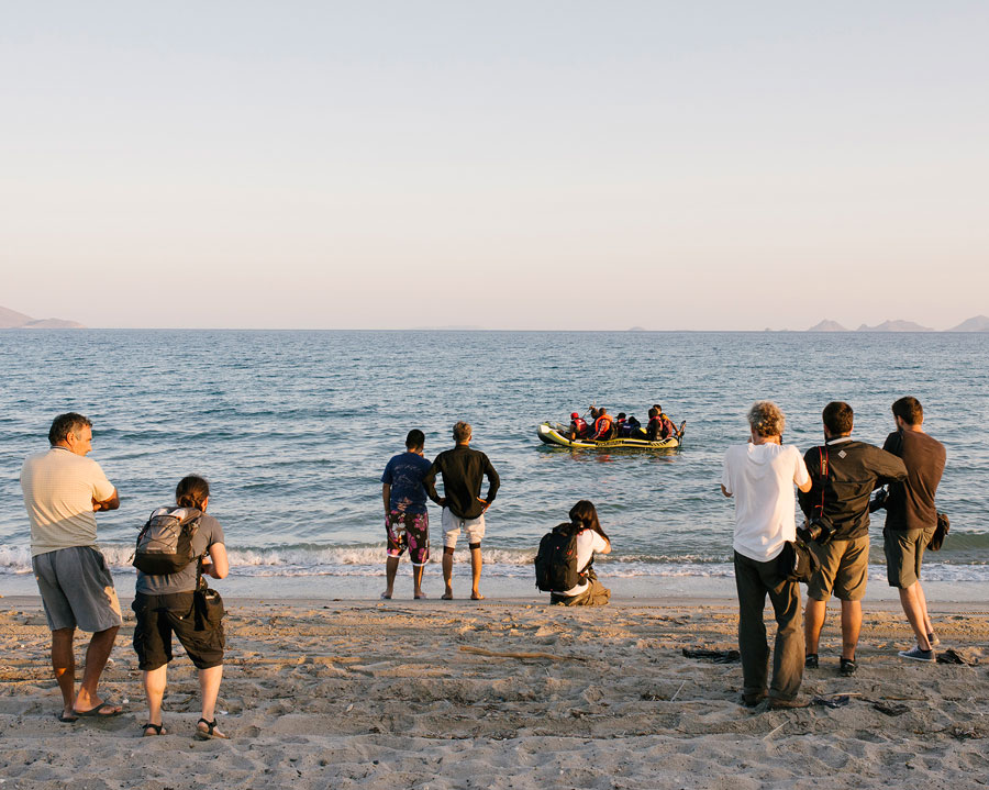 © Jörg Brüggemann/OSTKREUZ, Refugees On The Island Of Kos, Greece, August 2015