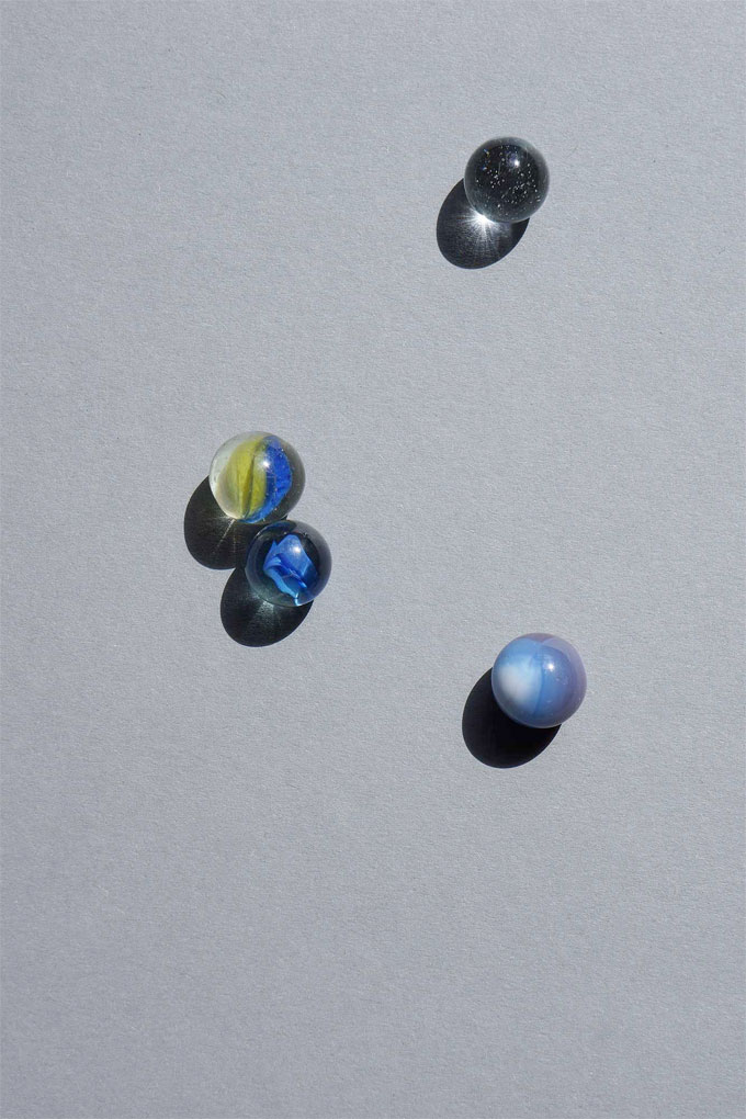 Marbles 2014 © Jessica Backhaus