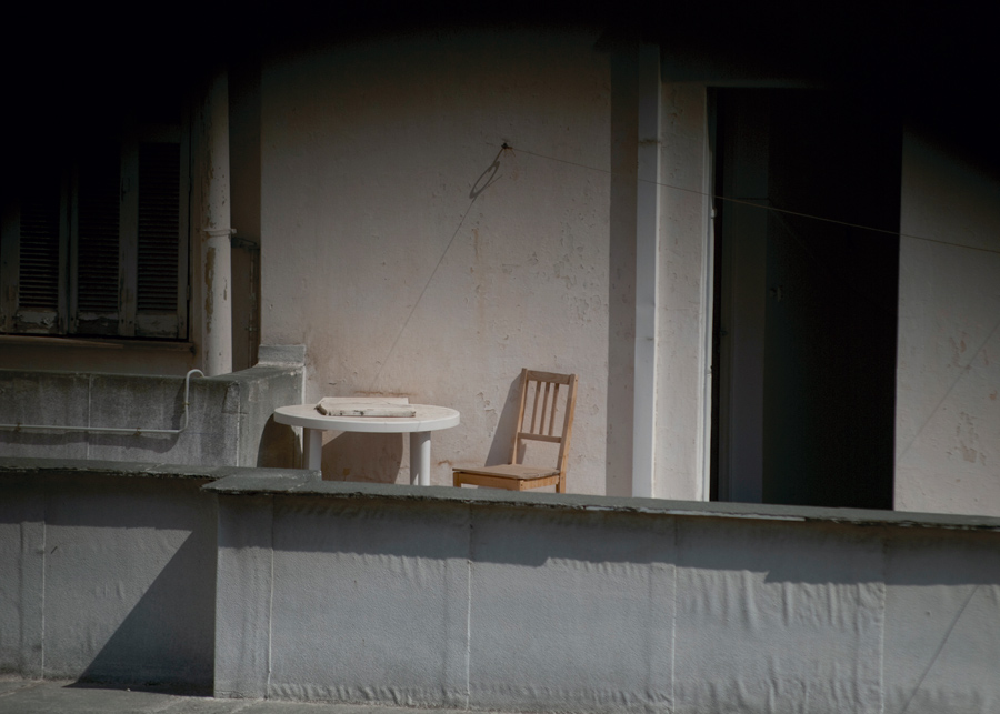 Untitled, Athens 2014, 21 X 15 Cm © Julia Schiller