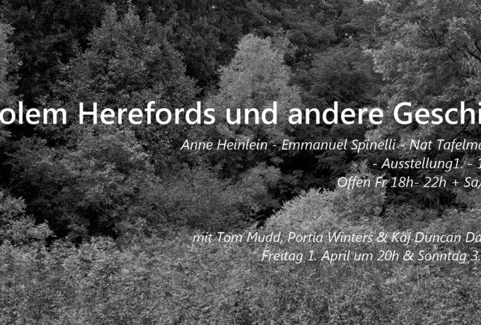 HilbertRaum | »The Golem Of Hereford And Other Stories«