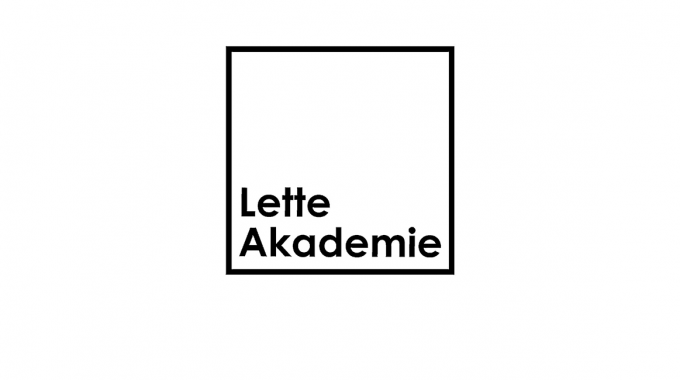 Lette-Akademie Berlin | Photography Workshops In Autumn/Winter 2018