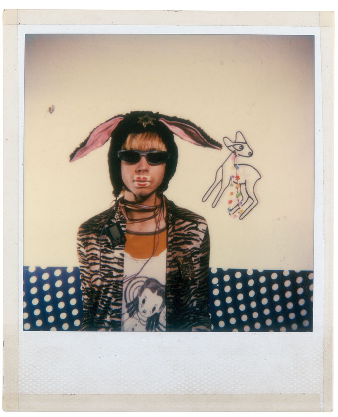 Honey-Suckle Company, Erstes Polaroid, 1995 © Honey-Suckle Company