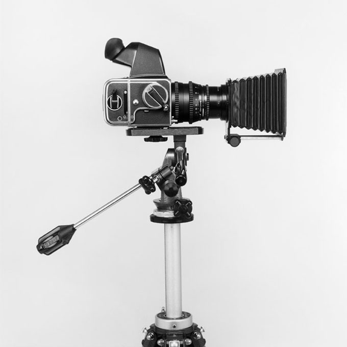 Robert's Camera, 2016 © Edward Mapplethorpe