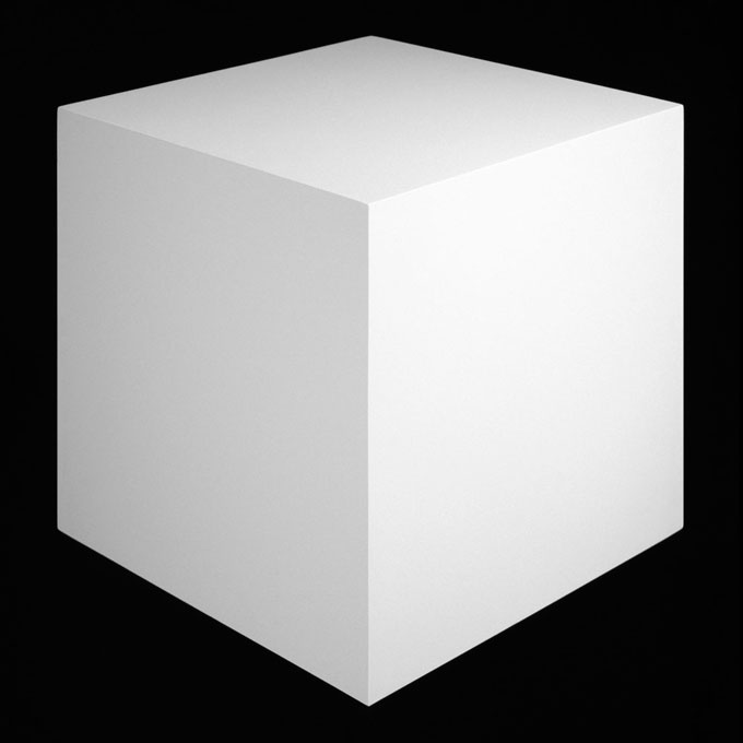 The Cube, 2016 © Edward Mapplethorpe