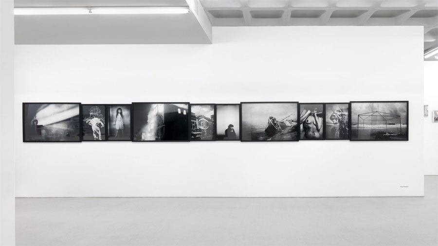 BERLINARTPROJECTS   »Greetings From Now On: Territories Of Commitments«, Installation View