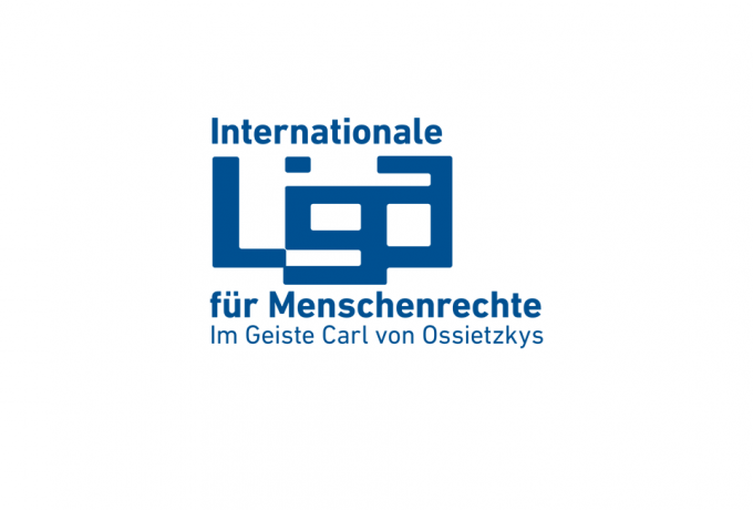 International League For Human Rights | Carl Von Ossietzky Medal 2016