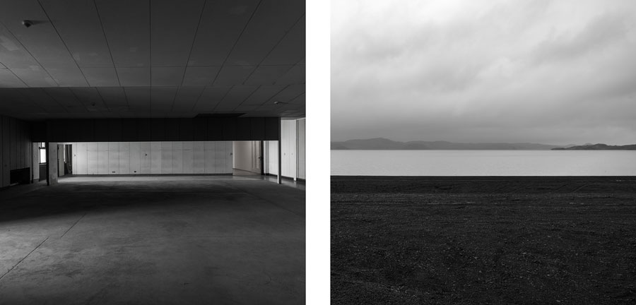 © Gabriela Torres Ruiz, #9, From The Series Silence (diptych)