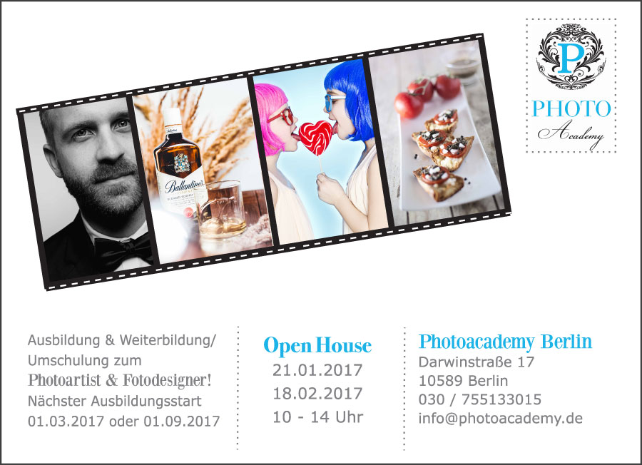 Photoacademy Urbschat GmbH | Open House