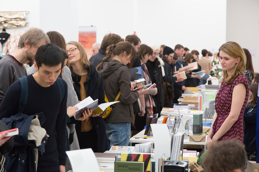 © Thomas Bruns, 2015; Courtesy Friends With Books, Berlin.