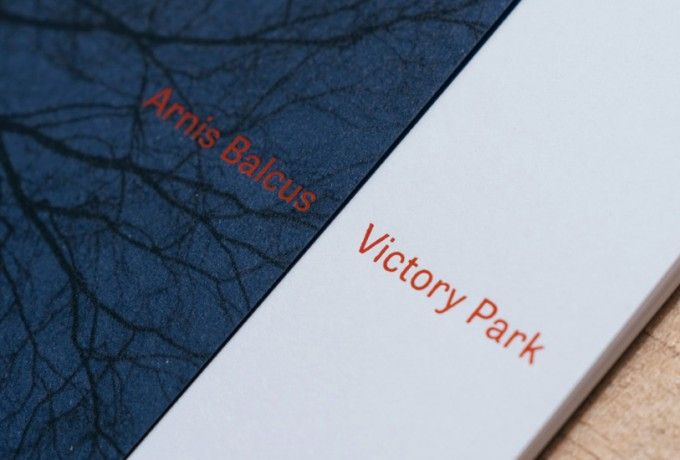 Brave Books C/o Anagram Books | Arnis Balcus »Victory Park«