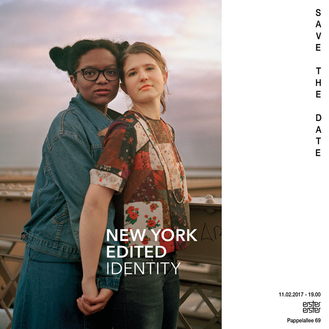 Book Release »New York Edited. Identity« By ICP & OKS. Photo © Mamie Heldman