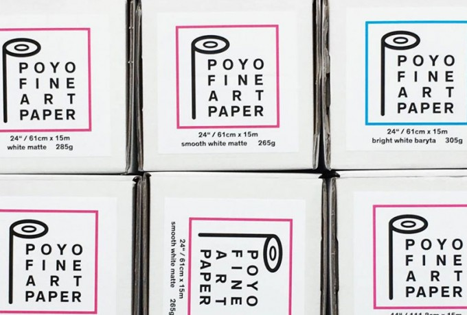 D'mage | »POYO – Custom Fine Art Paper By D'mage«