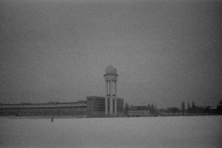 """Tempelhof"" From The Series ""germandiary"" © Hannes Jung"
