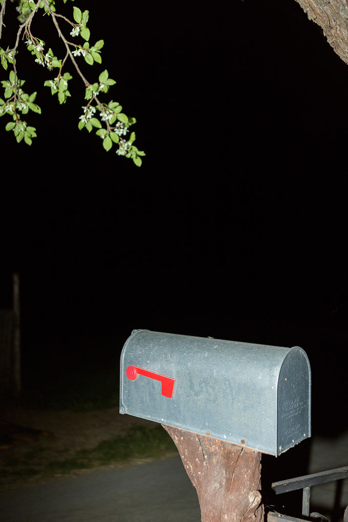 Mailbox, From The Series Cowboy By Choice © Ulrike Schmid