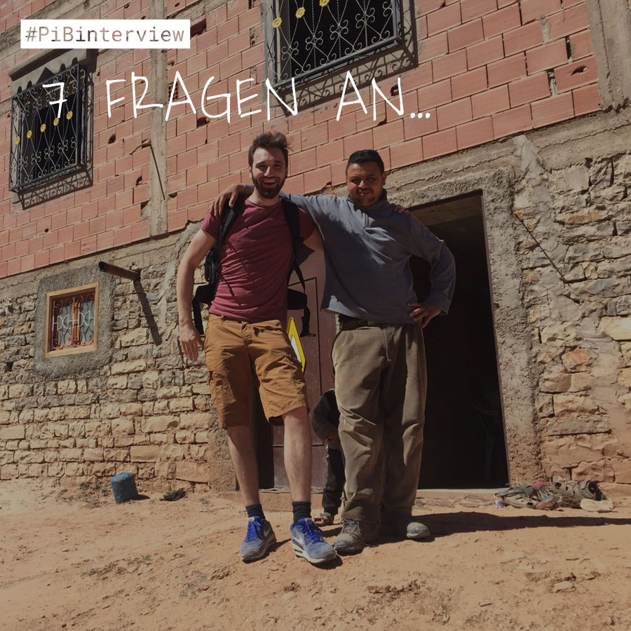 PiB Interview Nº8 | »7 Fragen An…« Felix Will & Stephan Ortmanns