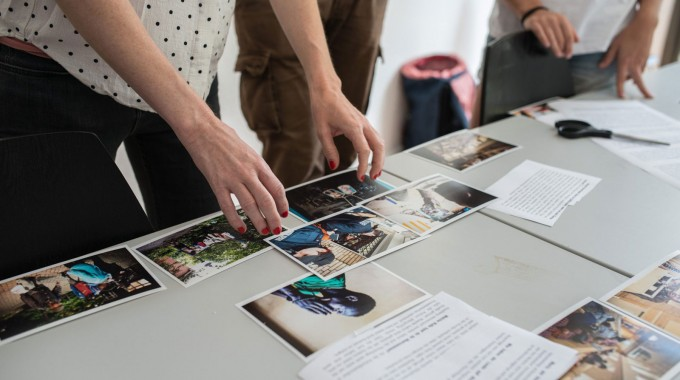 Emerge | Workshop »Picture Editing For Print, Web And Mobile«