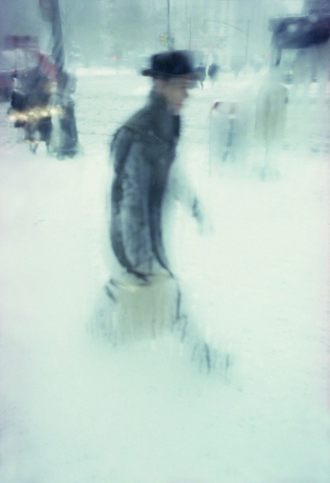 Saul Leiter, Package, Ca. 1960 © Saul Leiter
