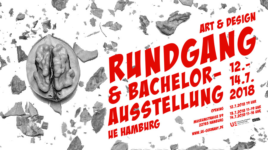 University Of Applied Sciences Europe | »RE:« Bachelor + Master Exhibition + Open House