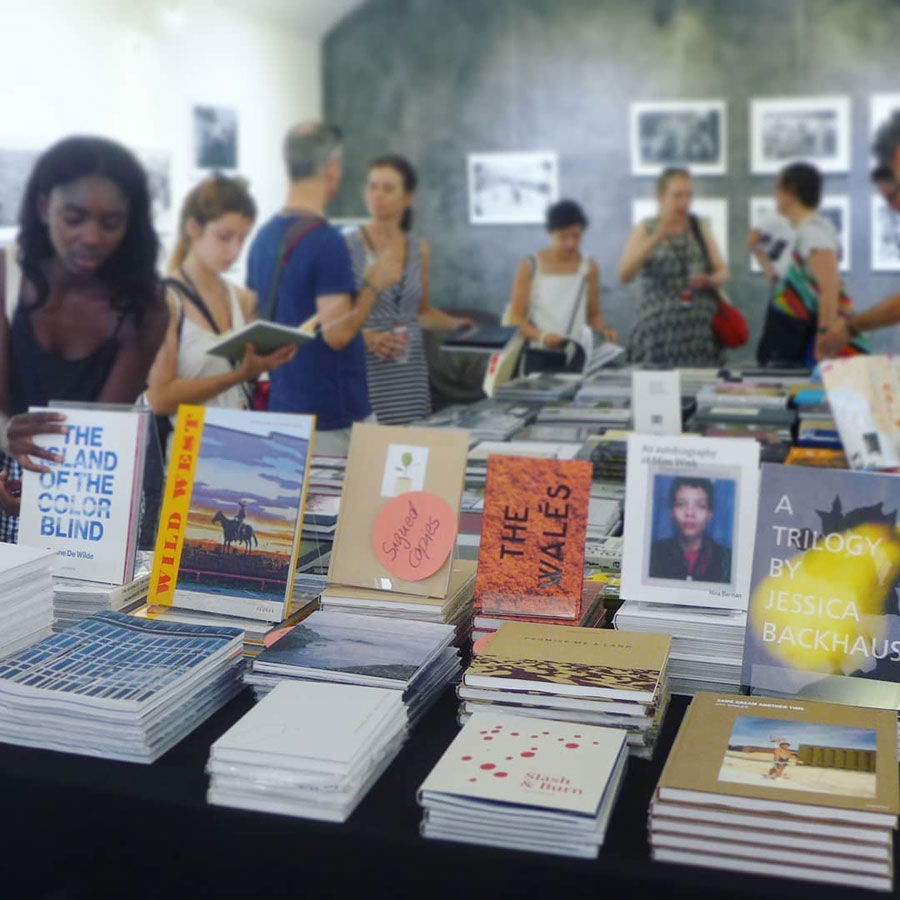 Kehrer Gallery & Books | Pop-Up Gallery Arles