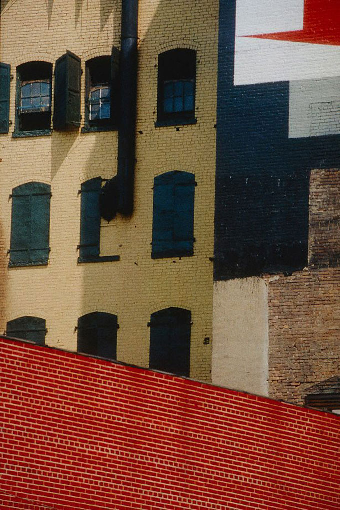 Urban Landscape, New York © Franco Fontana, Courtesy SR Contemporary Art Berlin