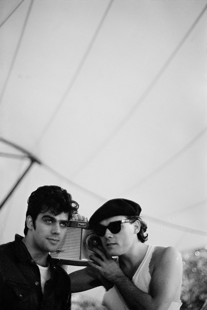 The Associates © Harry Papadopoulos