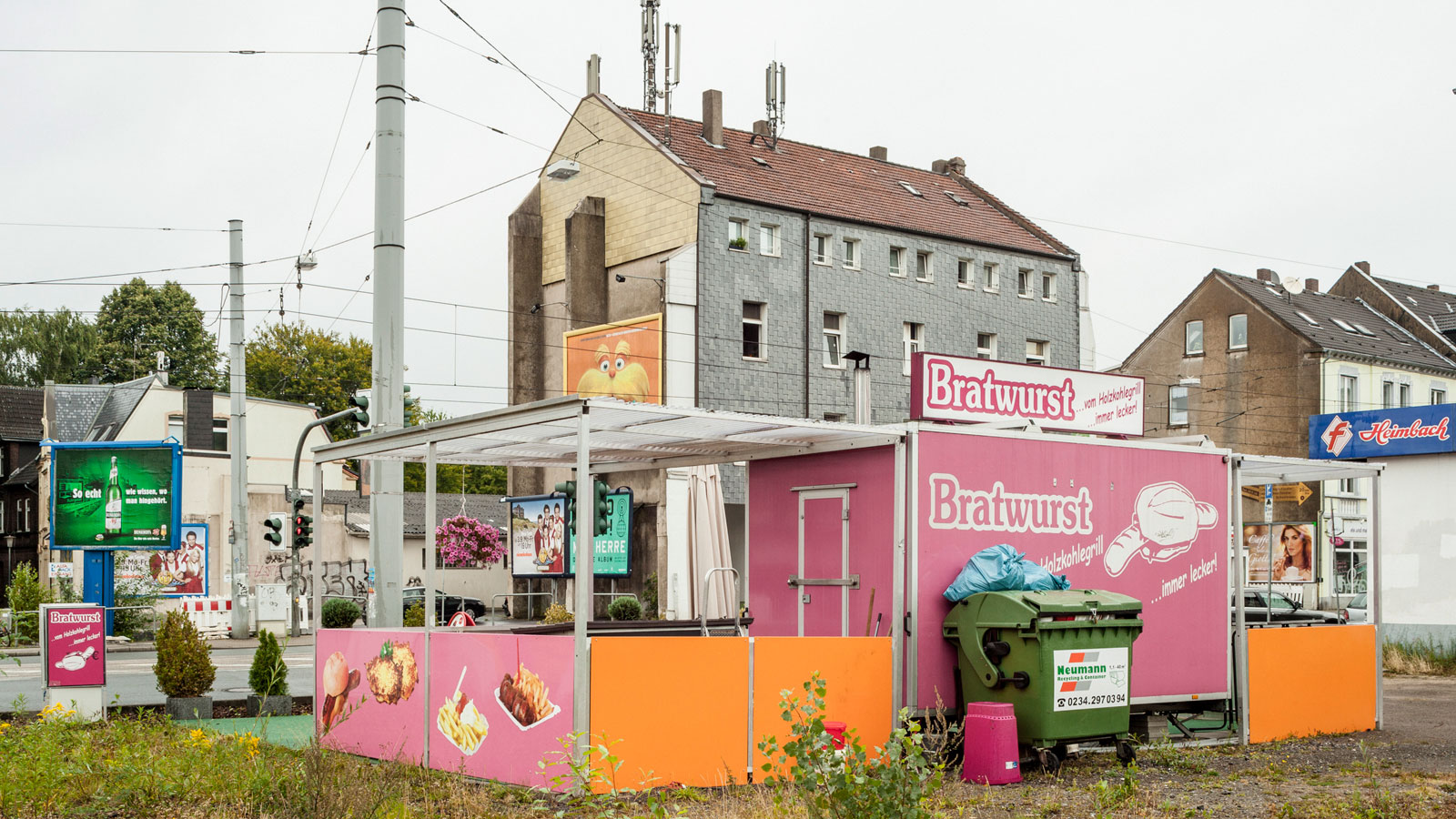 HAUS Am KLEISTPARK | Peter Bialobrzeski »Die Zweite Heimat / The Second Home«