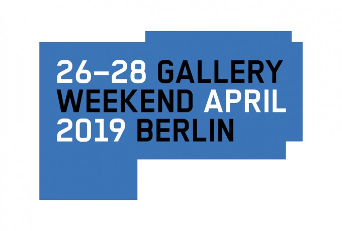 Gallery Weekend Berlin 2019