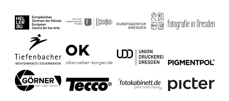 PORTRAITS – Hellerau Photography Award 2020 | Sponsors