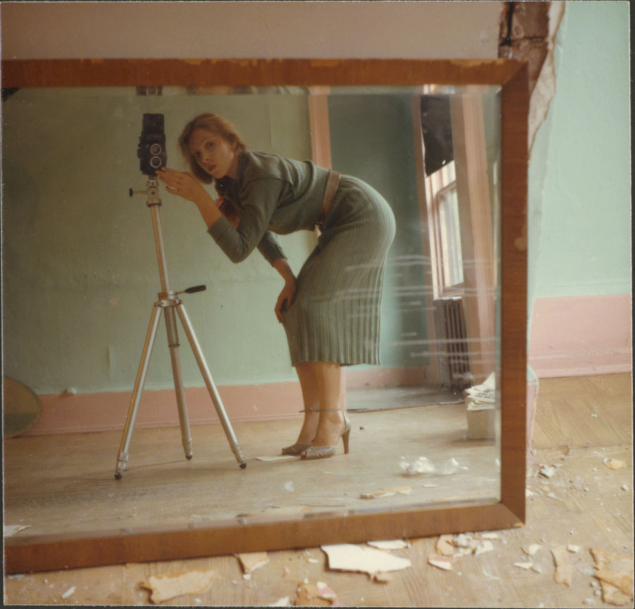Untitled, New York, 1979 © Francesca Woodman / Estate Of Francesca Woodman / Charles Woodman / Artists Rights Society (ARS), New York / VG Bild-Kunst, Bonn 2020