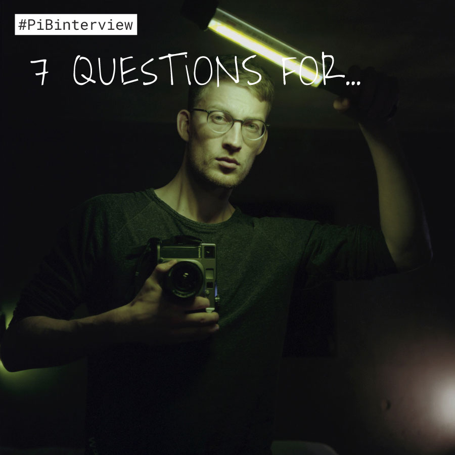 PiB Interview Nº14 | »7 Questions For…« Bastian Thiery