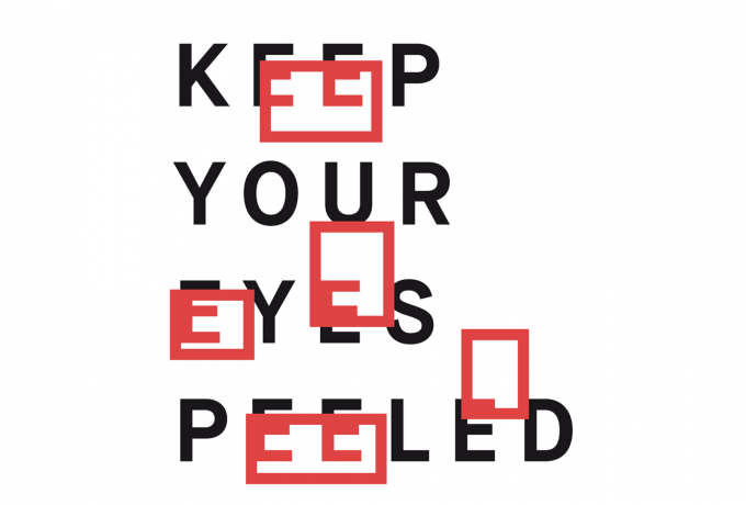 AFF Galerie |»KEEP YOUR EYES PEELED VI«