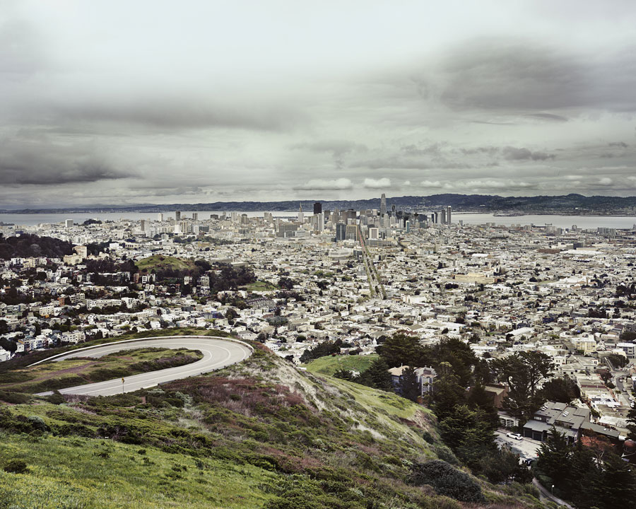 Elmar Haardt, San Fancisco, 2018, 205 X 255 X 6 Cm, Diasec C-Print, Mounted On Aludibond, Edition Of 3 + 2 AP, From The Series Land Of Dreams (2017 – 2019), Signed, Numbered And Dated On Verso, AP 2 Of 2 © Elmar Haardt (On View At MCLAUGHLIN, Berlin)